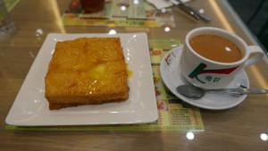 フレンチトースト&珈琲茶