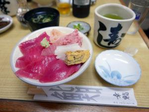 09幸鮨の海鮮丼